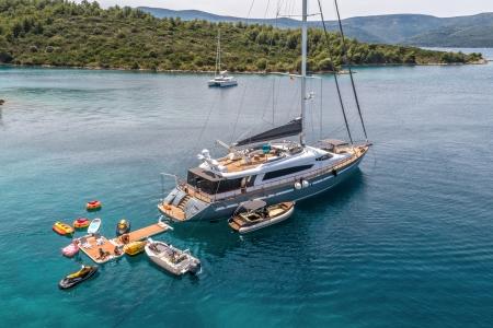 Yachtcharter Türkei, yacht mieten türkei,